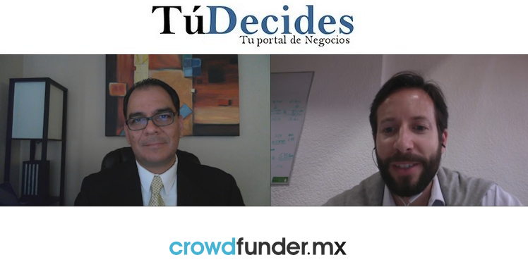 Tudecides Crowdfunder
