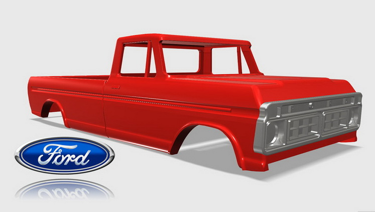 ford-3d