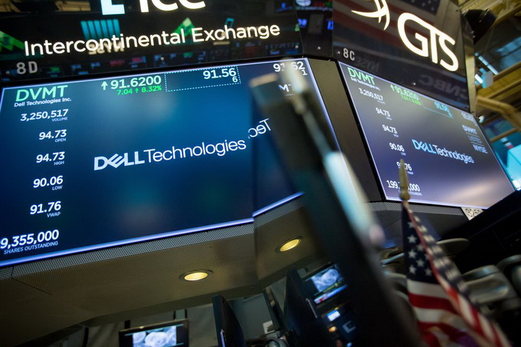 Dell NYSE