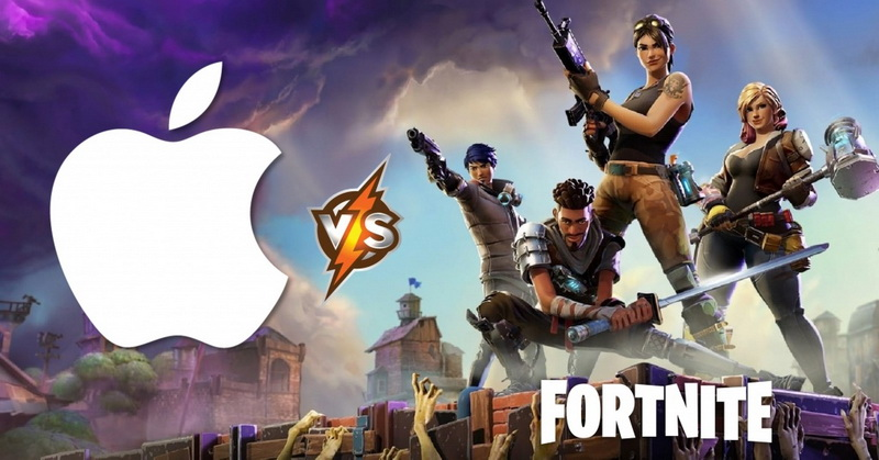 apple-Fortnite